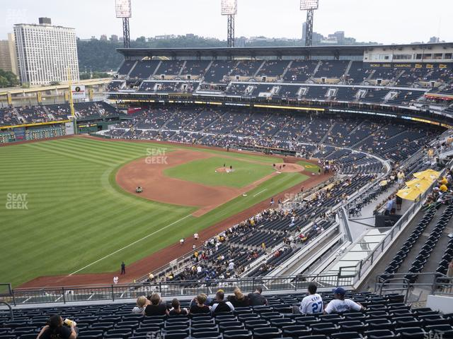 PNC Park Section 331 view