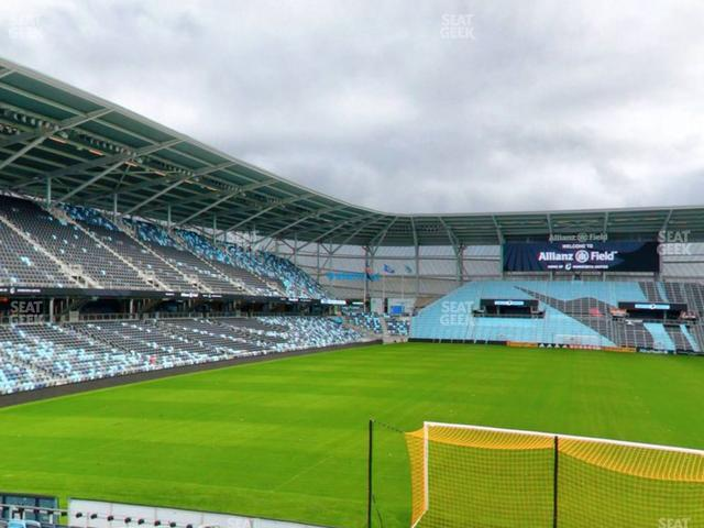 Allianz Field Section 04 view