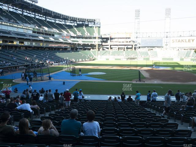 Guaranteed Rate Field Section 125 view