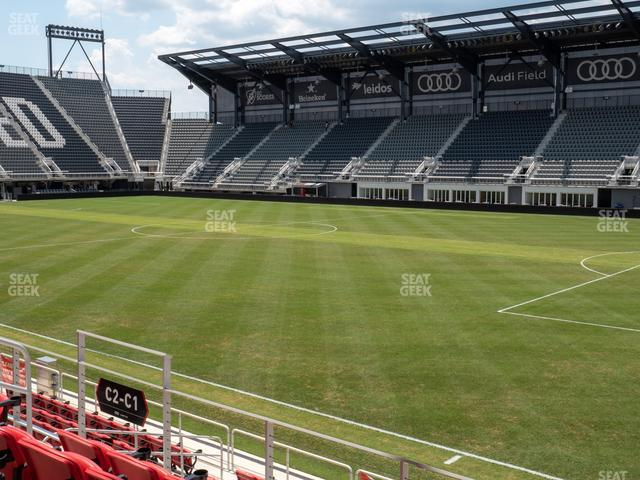 Audi Field Section Club 1 view