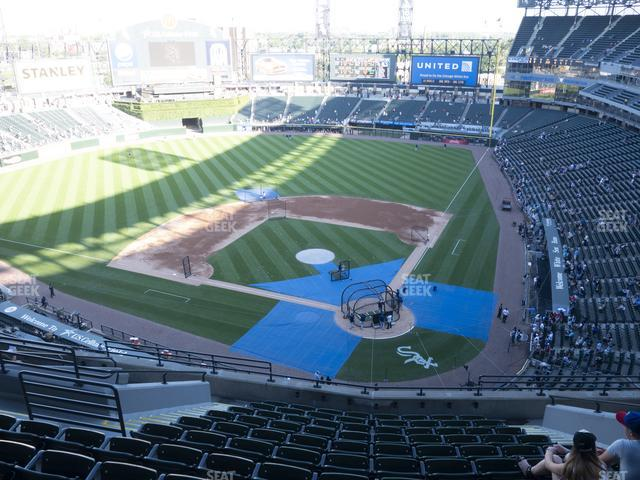 Guaranteed Rate Field Section 535 view