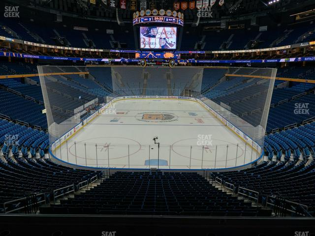 KeyBank Center Section 226 view