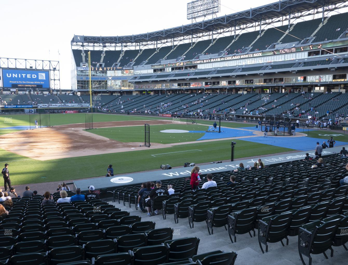Chicago White Sox at Guaranteed Rate Field Section 143 View