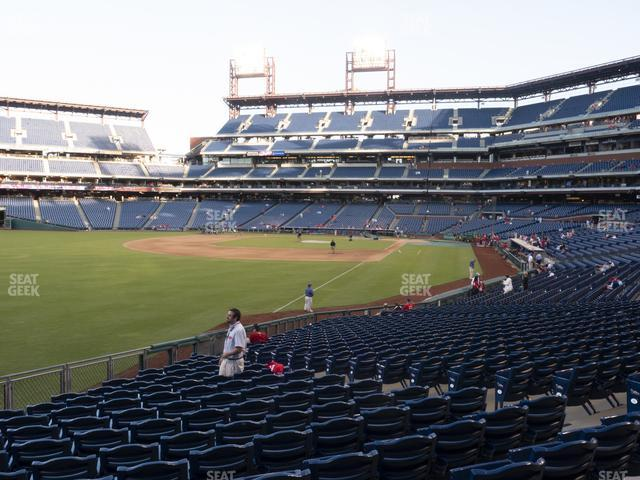 Citizens Bank Park Section 139 view
