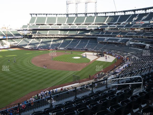 Citi Field Section 332 view