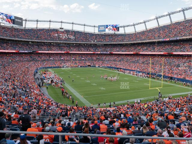Empower FIeld at Mile High Section 235 view