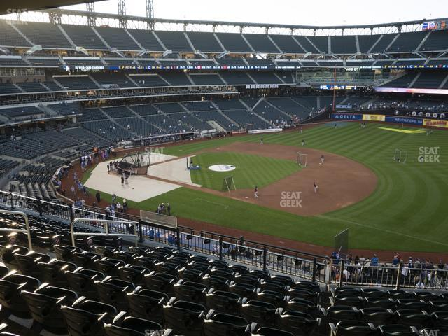 Citi Field Section 309 view