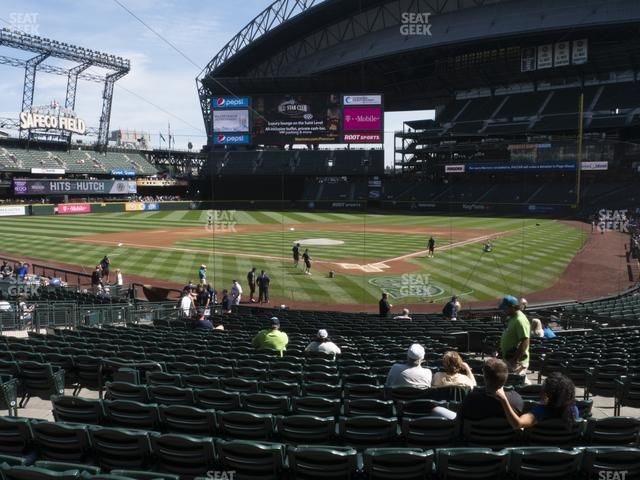 T-Mobile Park Section 132 view