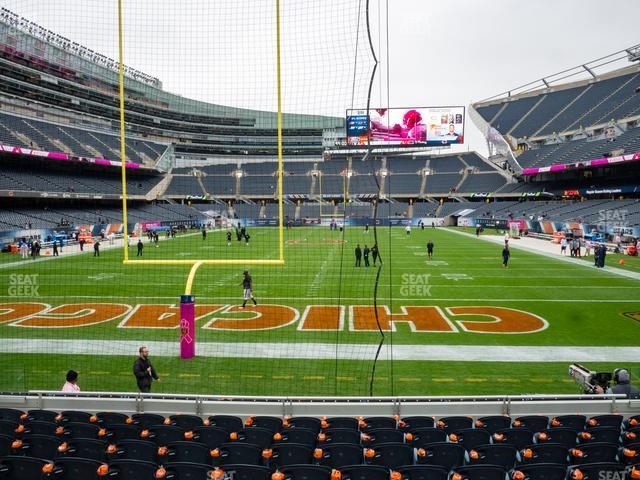 Soldier Field Section 151 view