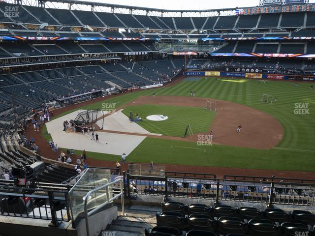 Citi Field Section 311 view