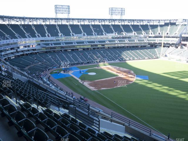 Guaranteed Rate Field Section 512 view