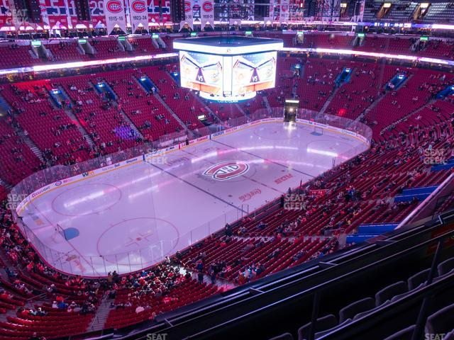 Bell Centre Section 305 view