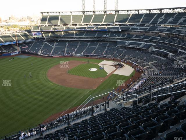 Citi Field Section 527 view