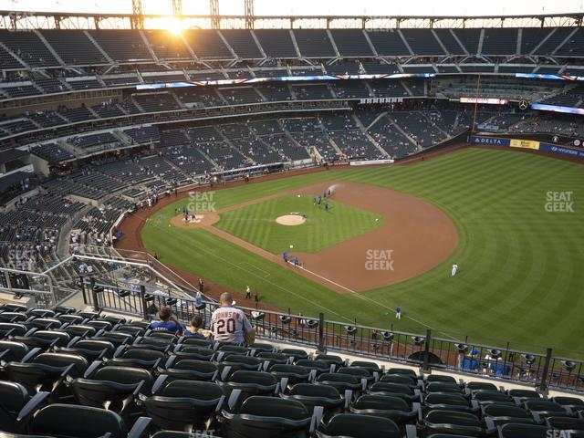 Citi Field Section 503 view
