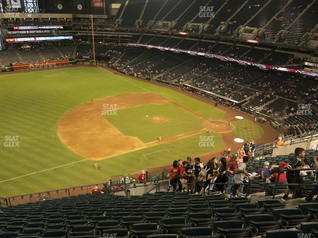 Chase Field Section 325 view