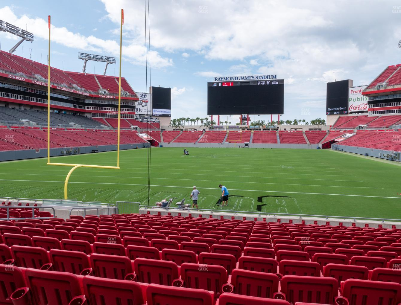 13++ Tampa Bay Stadium