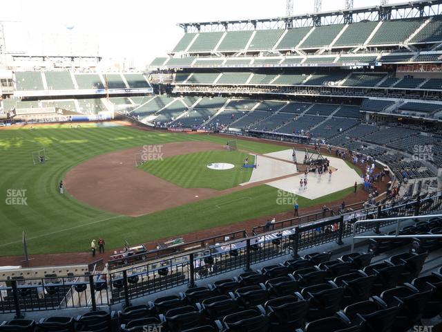 Citi Field Section 329 view