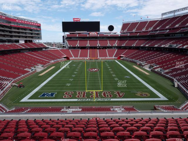 Levi's Stadium Section 229 view