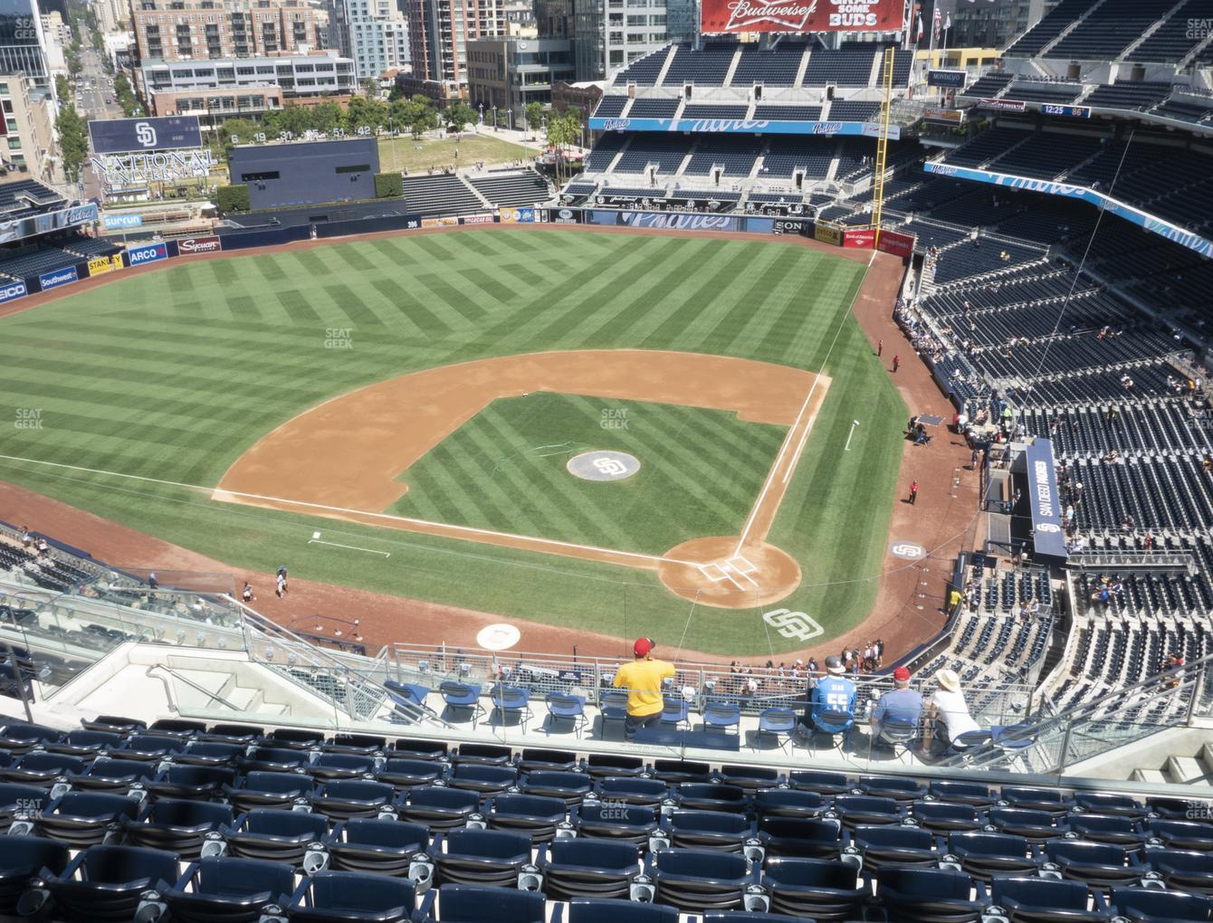 MLB at Petco Park Section 306 View