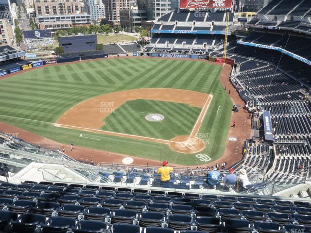 Petco Park Section 306 view