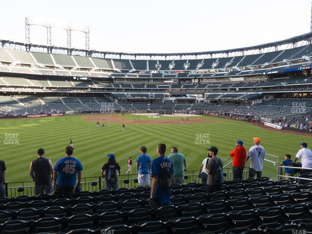 Citi Field Section 137 view