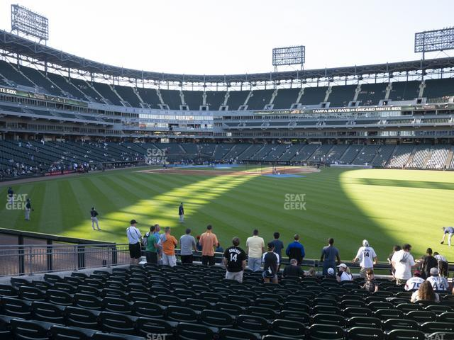 Guaranteed Rate Field Section 103 view