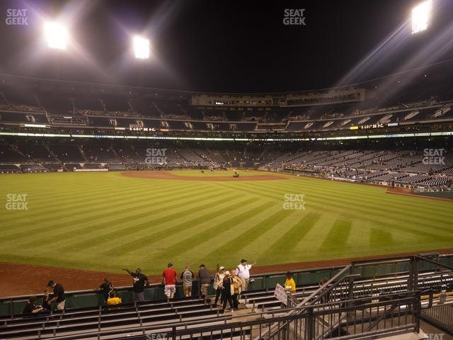 PNC Park Section 238 view