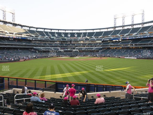 Citi Field Section 141 view