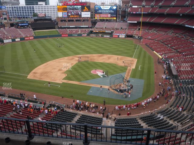 Busch Stadium Home Pavilion 353 view