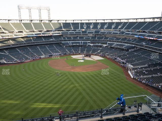 Citi Field Section 537 view
