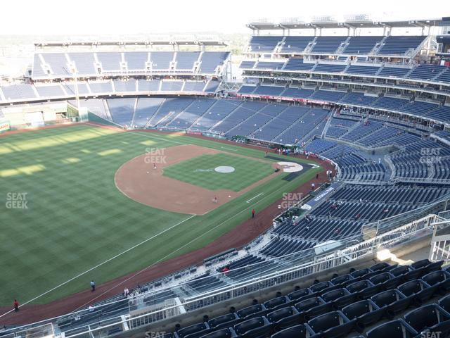 Nationals Park Section 403 view