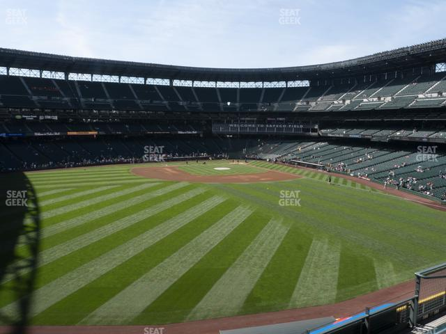 T-Mobile Park Section 186 view