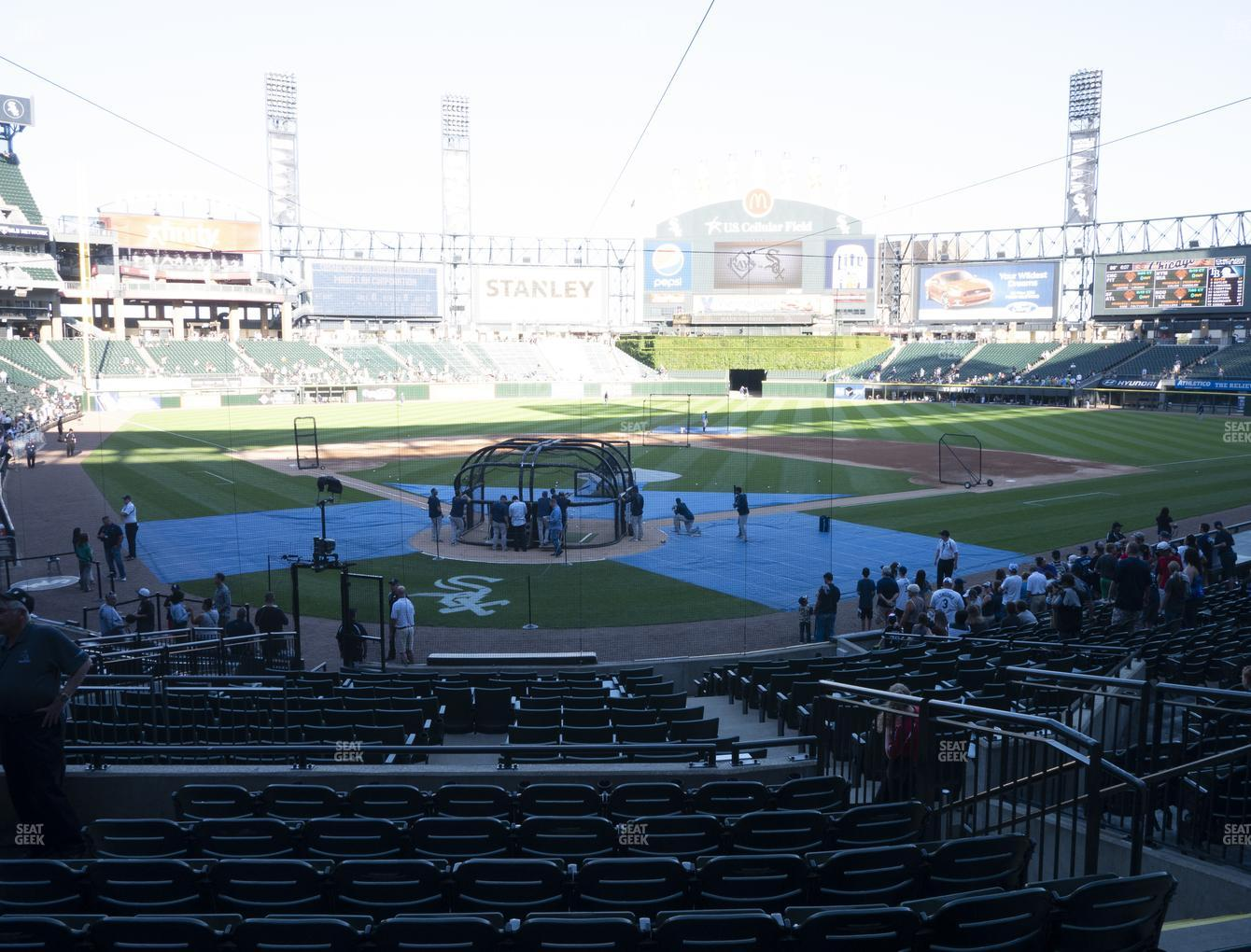 Chicago White Sox at Guaranteed Rate Field Section 131 View