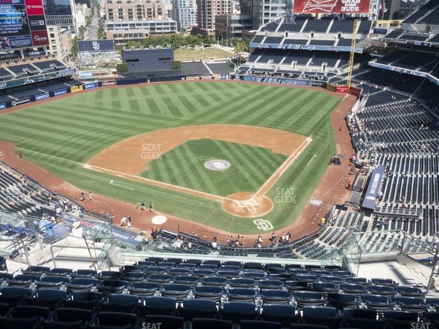 Petco Park Section 304 view