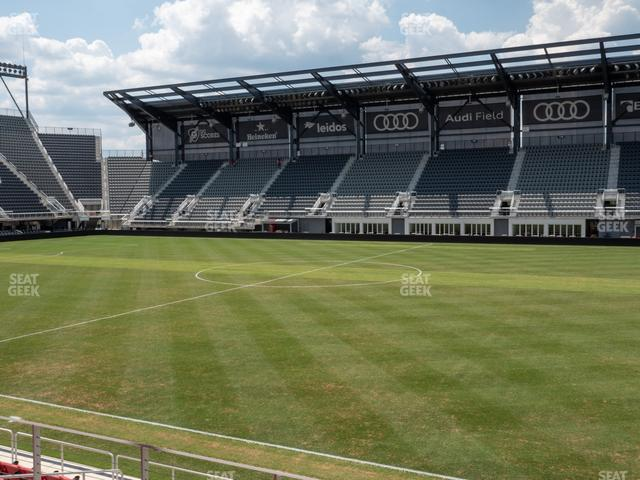 Audi Field Section Club 3 view