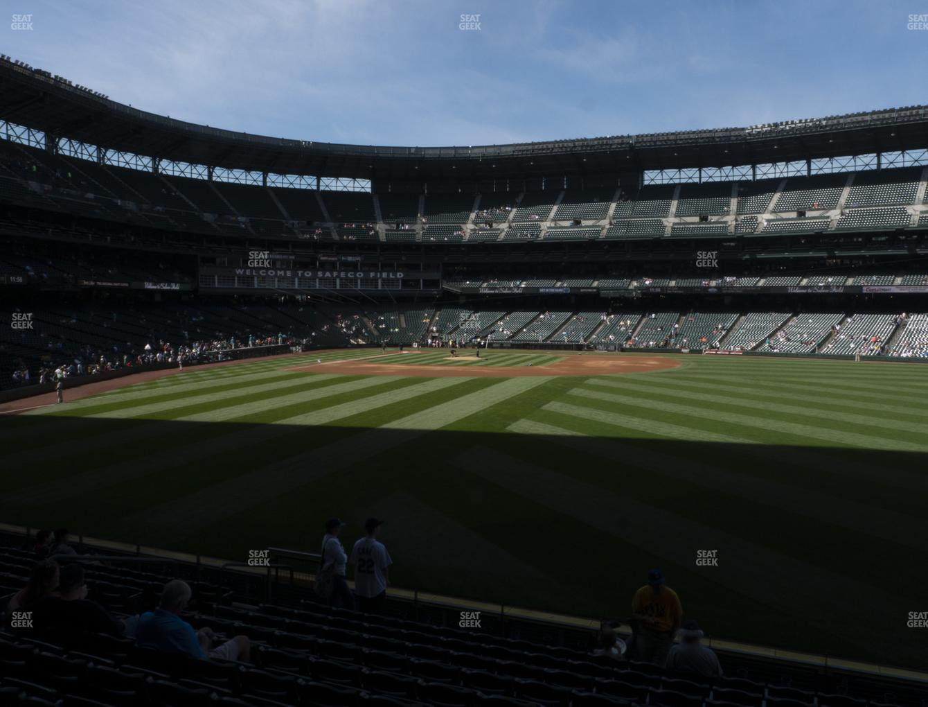 Seattle Mariners at T-Mobile Park Section 106 View