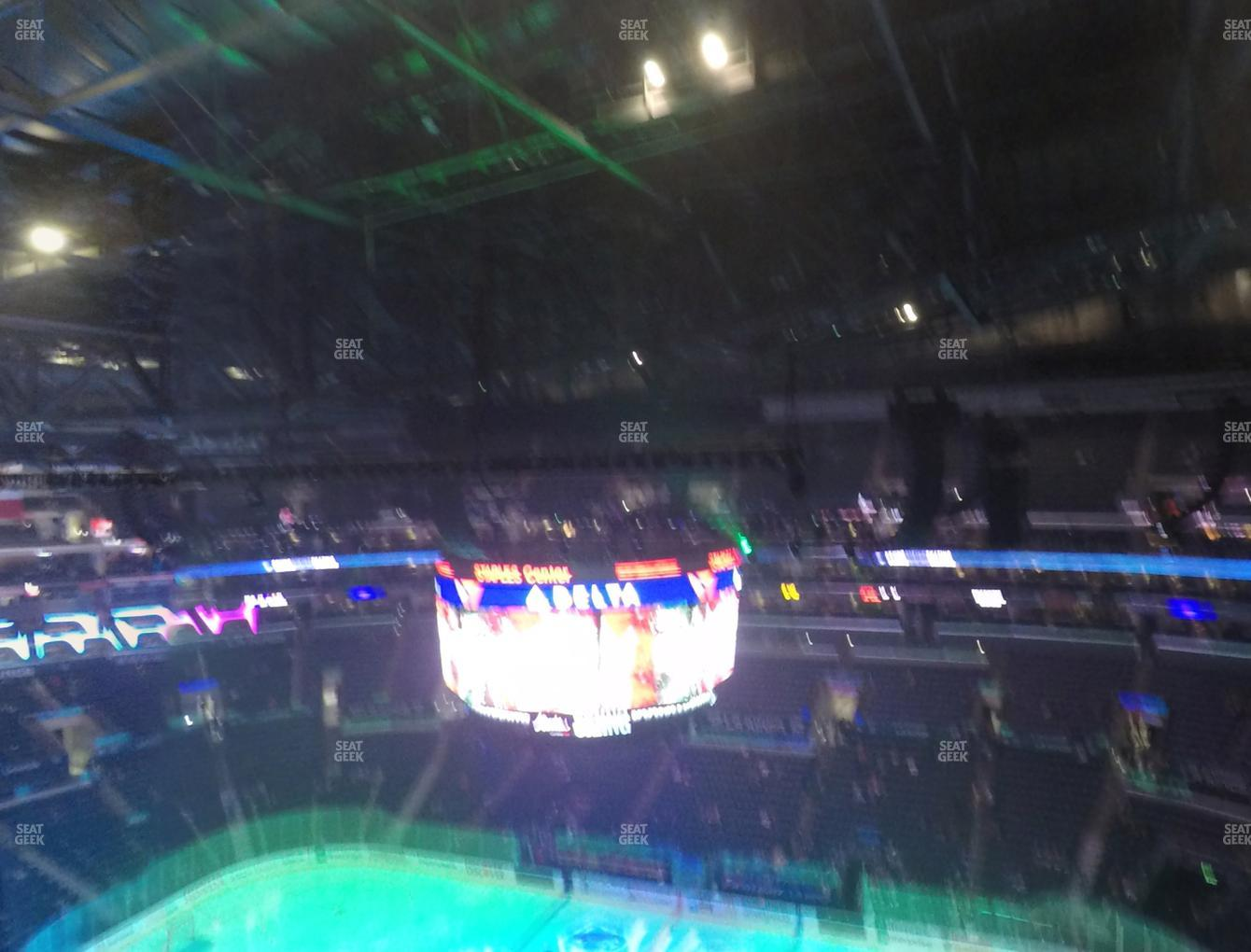 Los Angeles Kings at Staples Center Section 316 View