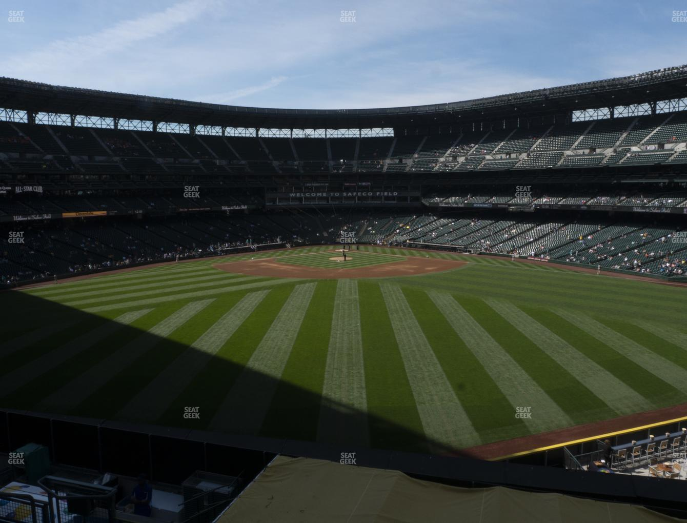 Seattle Mariners at T-Mobile Park Section 191 View