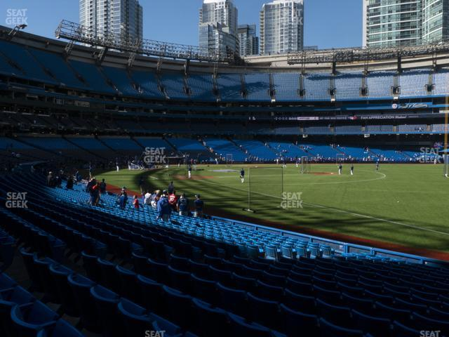 Rogers Centre Section 113 BR view