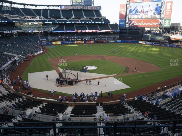 Citi Field Section 316 view