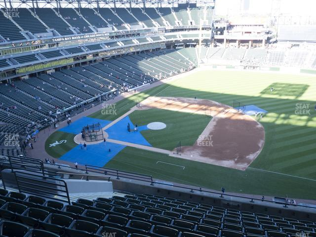 Guaranteed Rate Field Section 522 view