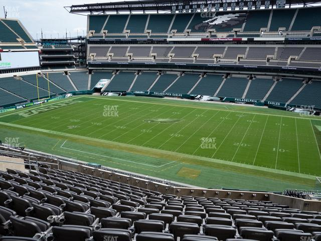 Lincoln Financial Field Section C 3 view