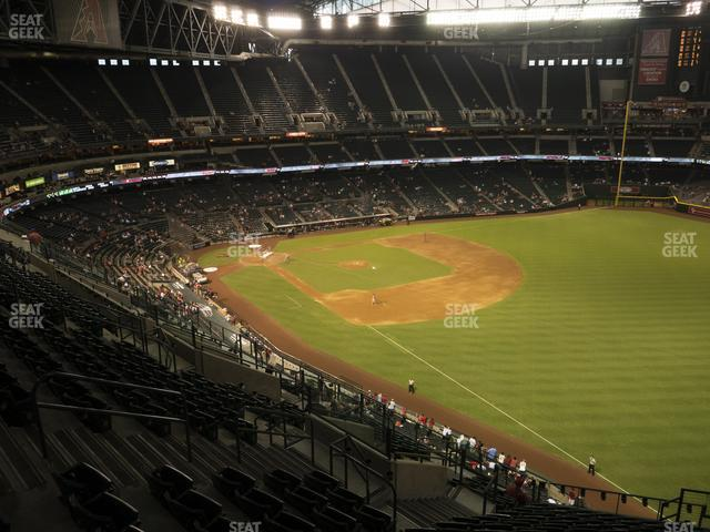 Chase Field Section 302 view