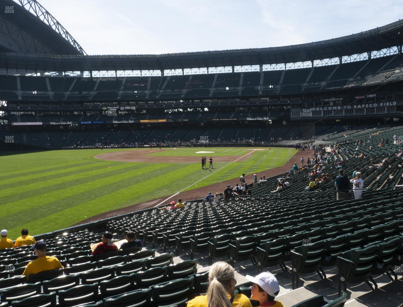 Seattle Mariners at T-Mobile Park Section 149 View
