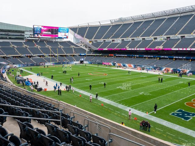 Soldier Field Section 202 view
