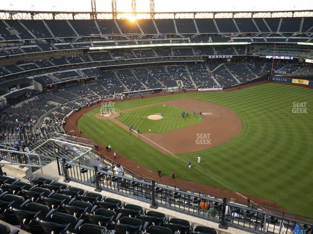 Citi Field Section 502 view