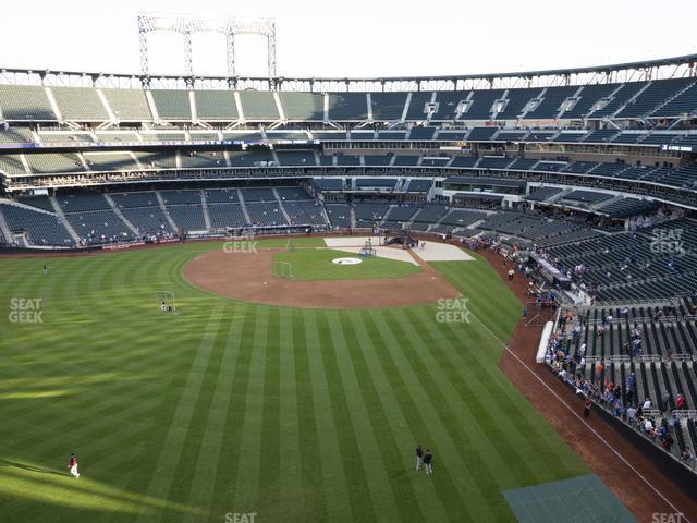 Citi Field Section 433 view
