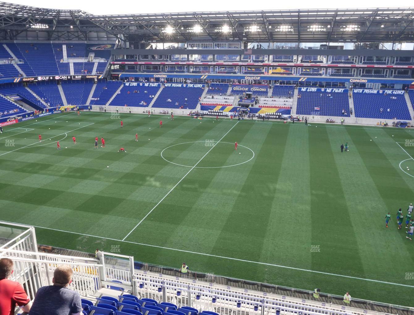 Red Bull Arena Section 225 Seat Views Seatgeek