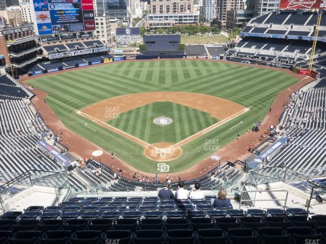 Petco Park Section 300 view