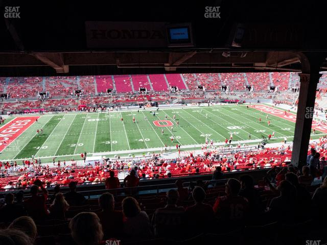 Ohio Stadium Section 22 B view